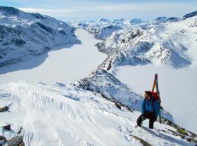 Winter Avontuur Noorwegen actieve reis
