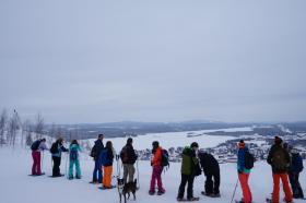 Winter groepsreis Lapland