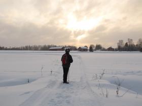 Winterreis Zweden
