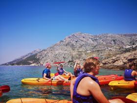 Zomerkampen Kroatie Actief