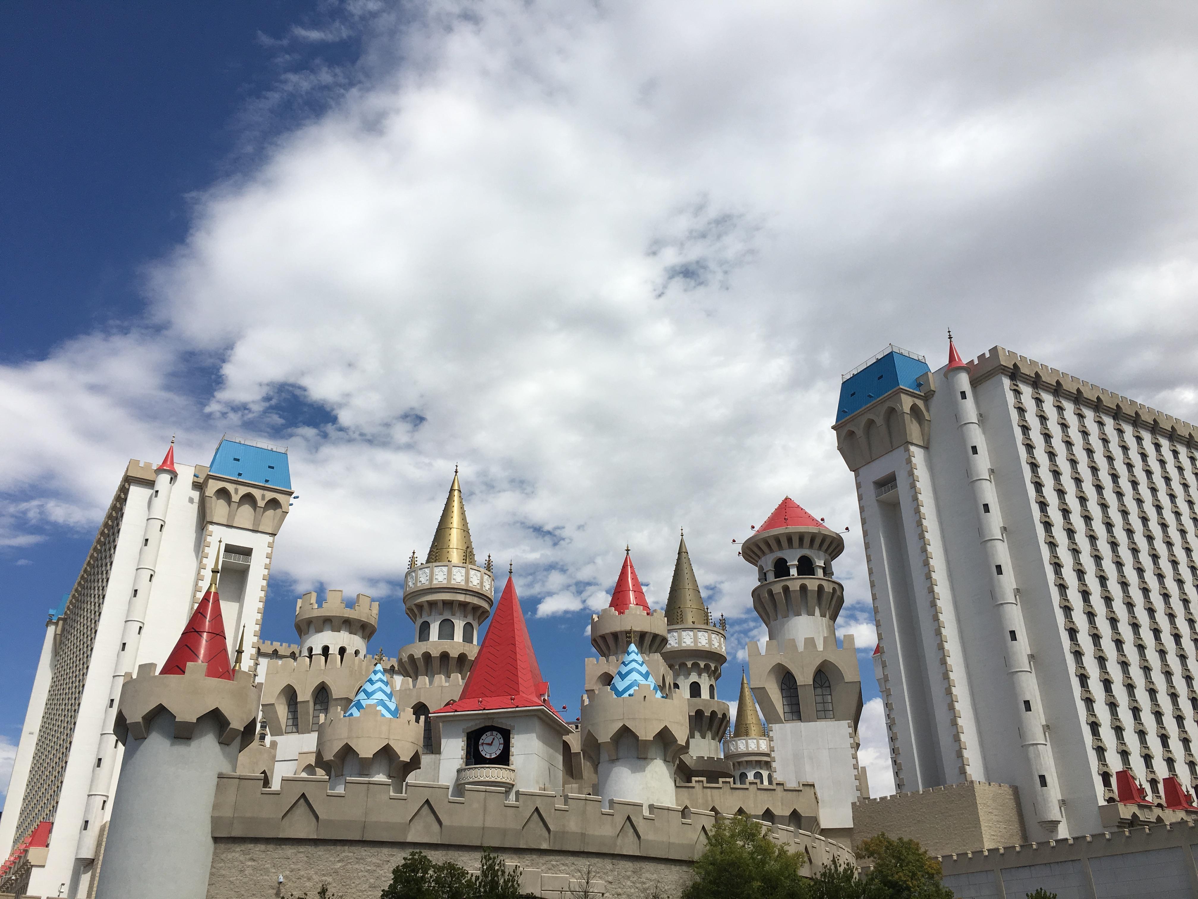 Excalibur Las Vegas, NP rondreis