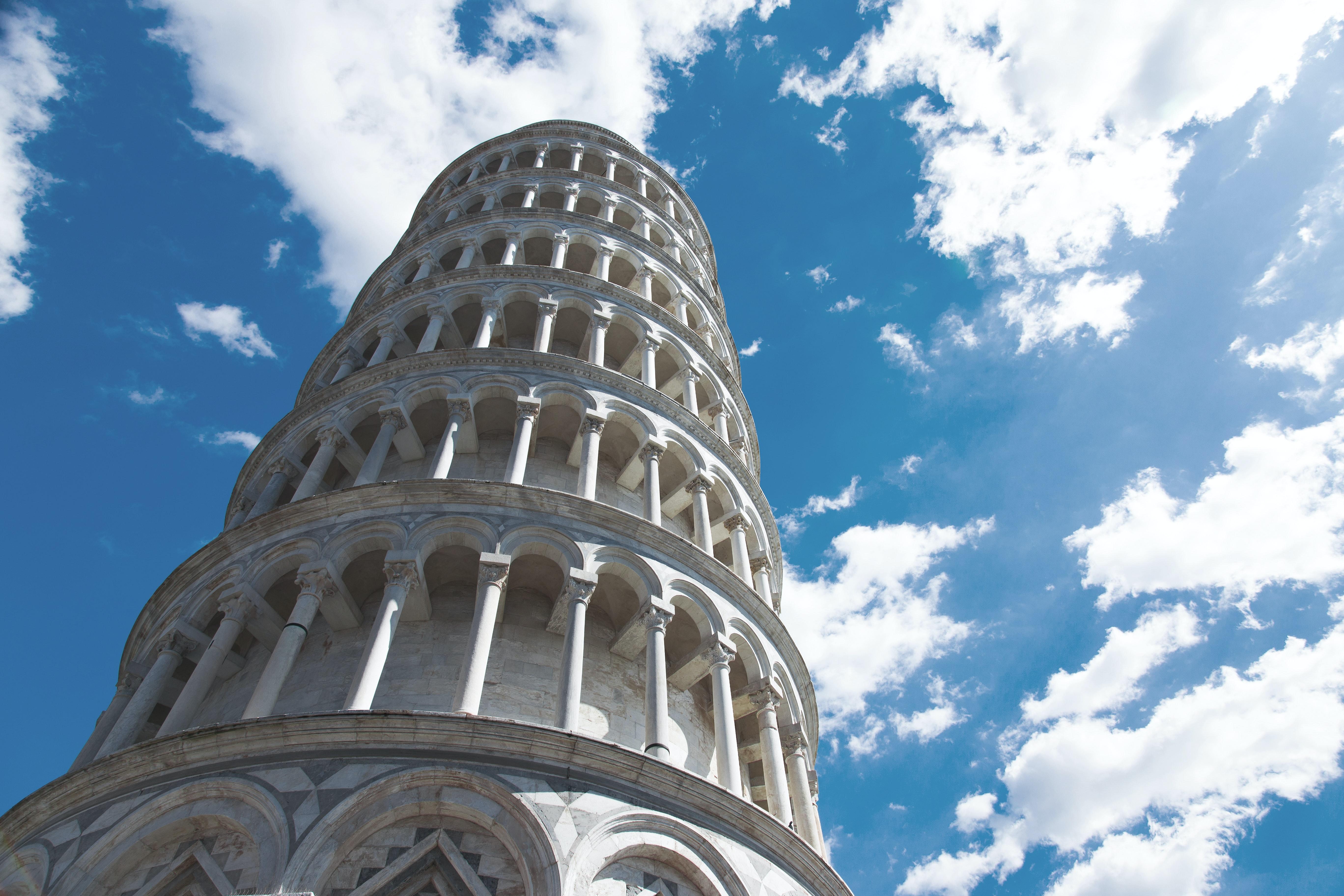 Toren van Pisa, Italië groepsreizen
