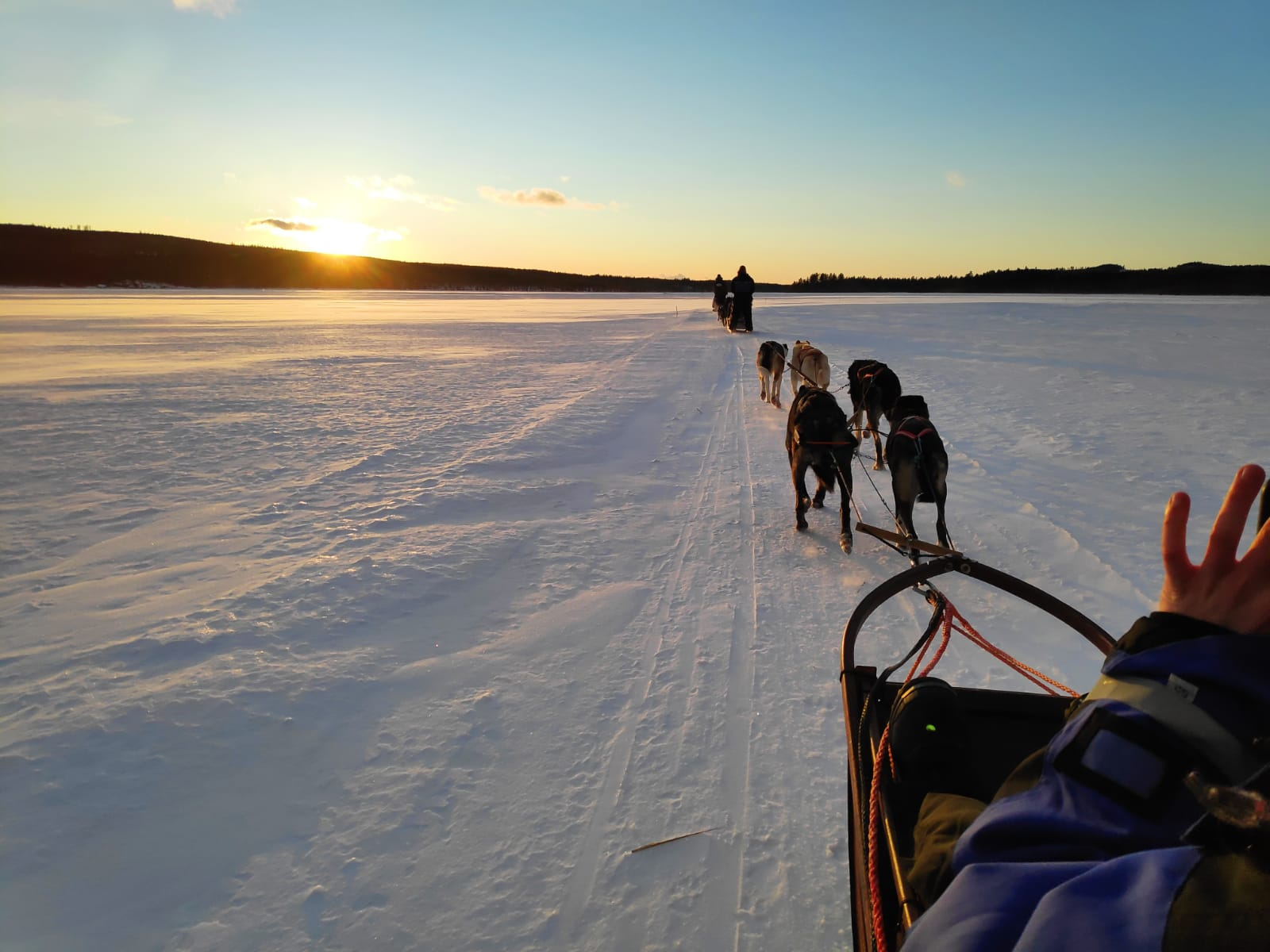 Lapland single reis