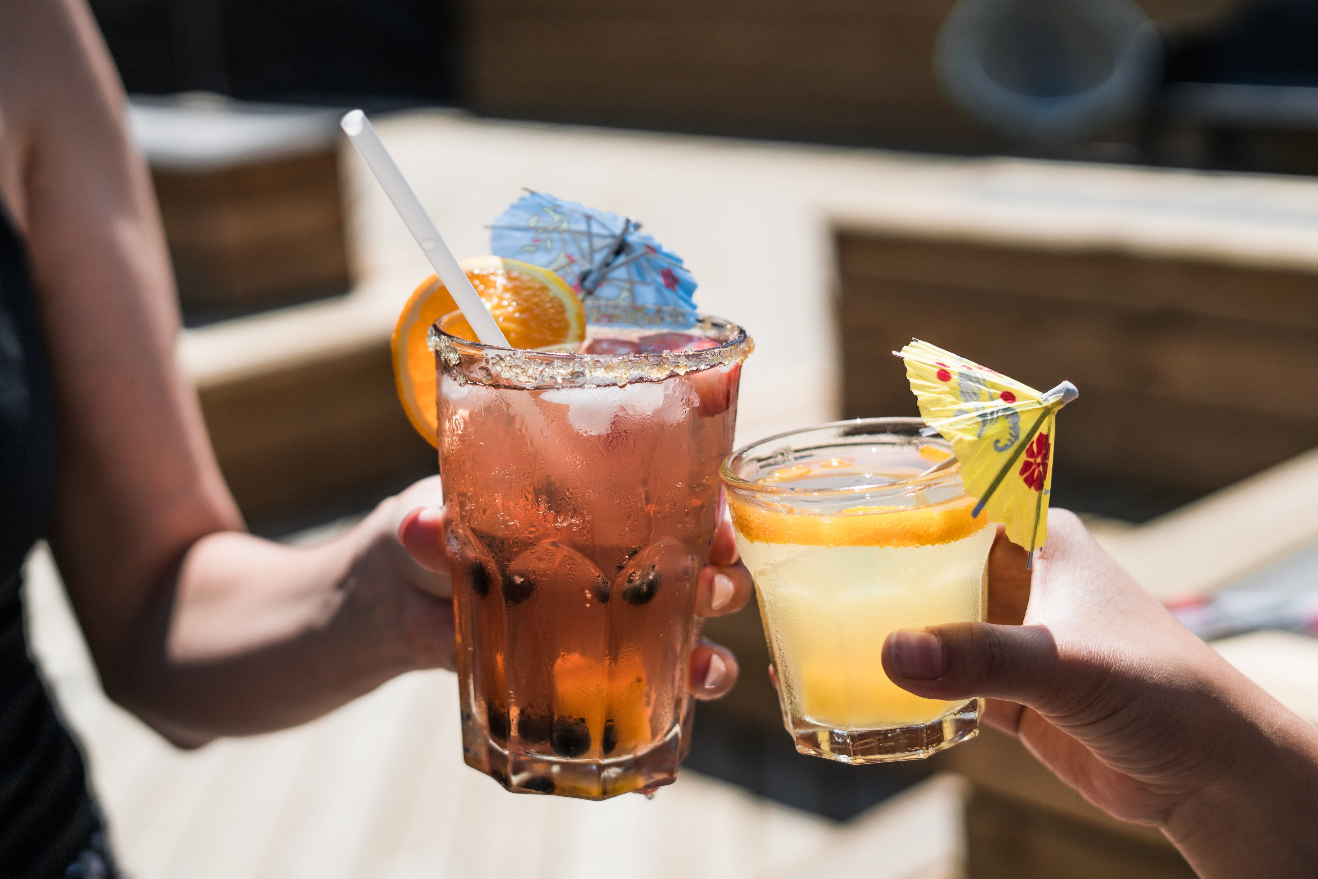 Cocktails drinken Split Kroatië