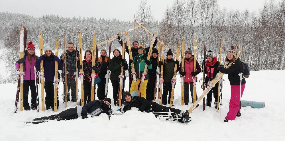 Langlaufen / cross country skien